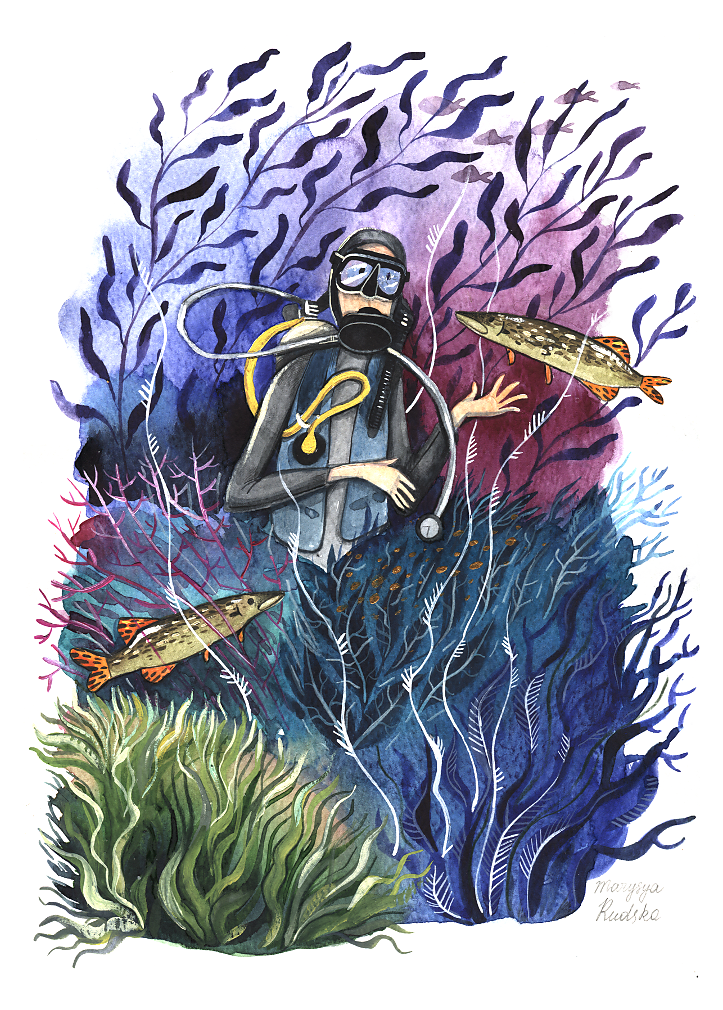 Freshwater Dive